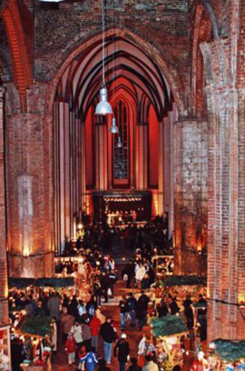 Advent in St. Marien