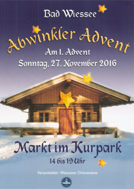 Abwinkler Advent 2018