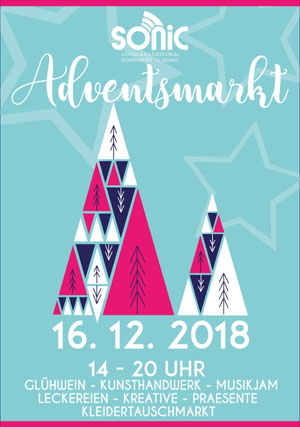 Adventsmarkt im Sonic