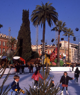 Christmas in Nice