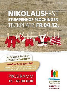 Nikolausfest in Plochingen