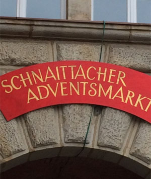 Schnaittacher Adventsmarkt