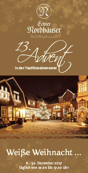 Advent in der Traditionsbrennerei 2019
