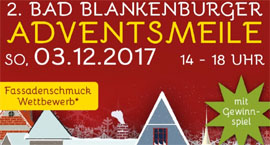 Bad Blankenburger Adventsmeile