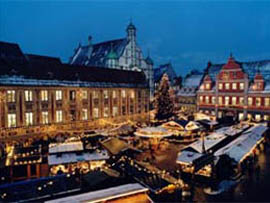 Christkindlesmarkt in Memmingen