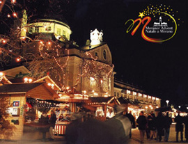 Adventsmarkt in Meran